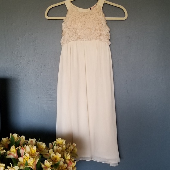 9b00cf1695cd ruby & bloom Dresses | Ruby Bloom Formal Chiffon Girls Dress Size 14 ...